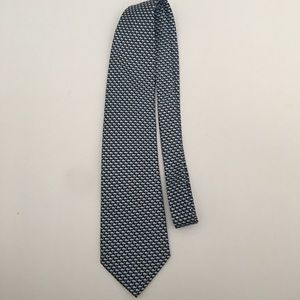 Vineyard Vines Navy Blue Whale Necktie